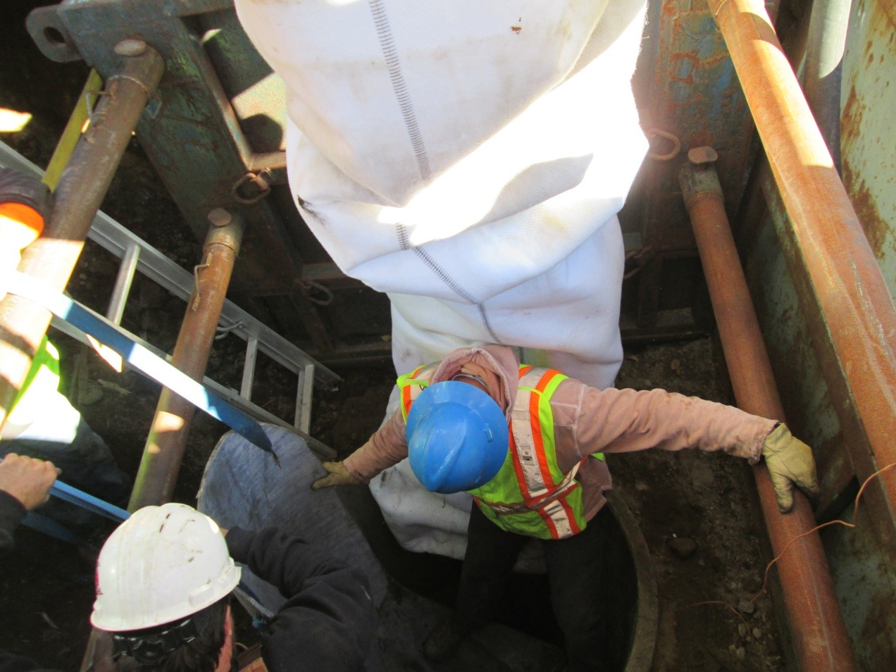 Zwald Tansport, Inc. and Trenchless Pipe Repairs,LLC(TPR)